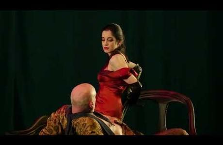 teaser - La Passion selon Sade<br />© Julie Mouton pour l'Athénée
