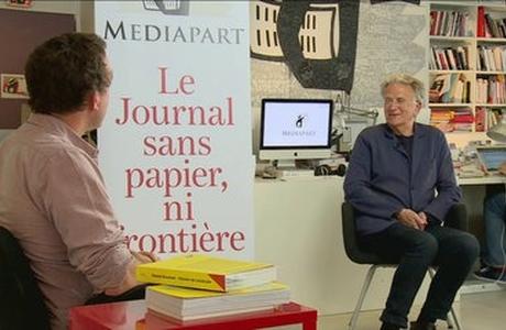 """interview de Patrick Bouchain au sujet de son livre """"Construire autrement""""<br />"""
